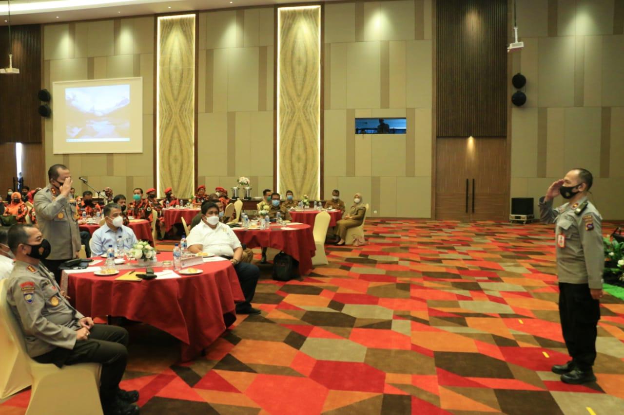 Kapolda Sumbar buka FGD dalam Mewujudkan Kamtibmas Aman dan Kondusif di Sumatera Barat