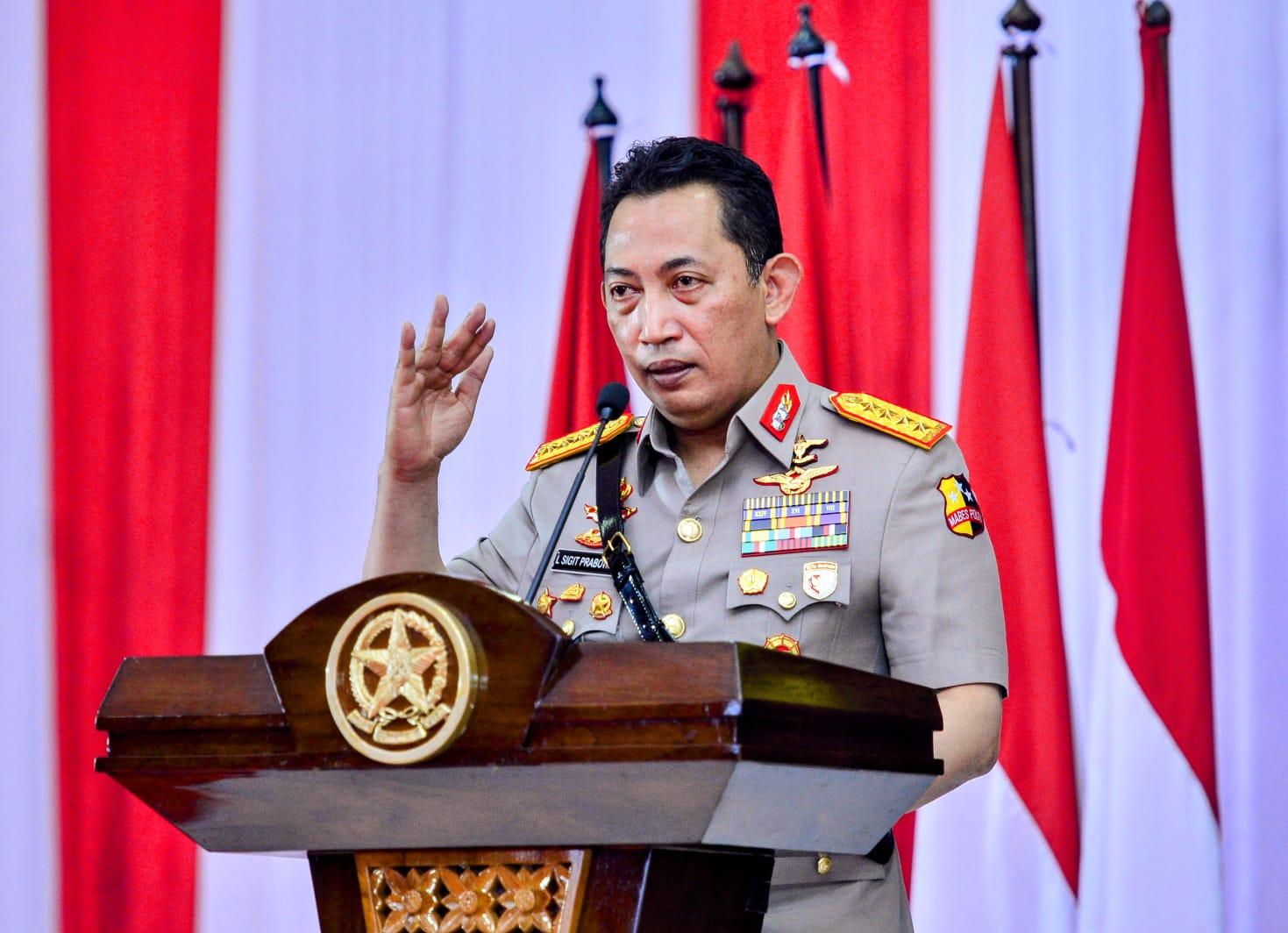Tutup Sespimti Polri Dikreg ke-30, Kapolri: Jadilah Pemimpin yang Layani Warga dan Anggota